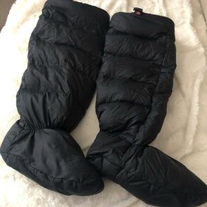 Shoes - Hunter Down Filled Boot Socks